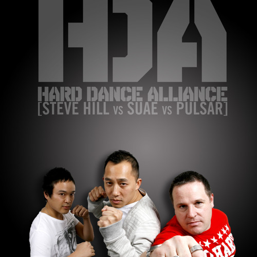 THE HARD DANCE ALLIANCE LIVE ON THE PARTY PEOPLE - 2DAYFM (2.2.13)