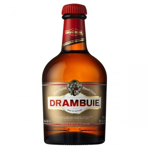 As long as it aint Drambuie
