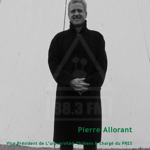 #ITW - OEPDM - Pierre Allorant - Vice président de l'Université d'Orléans