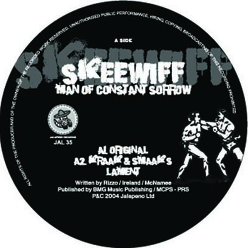 Skeewiff - Man of Constant Sorrow (Kraak & Smaak's lament)