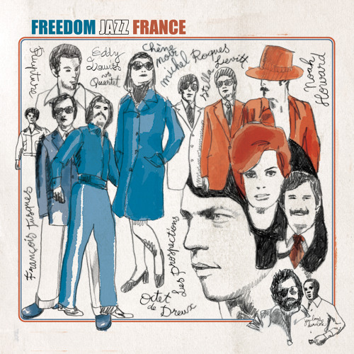 Freedom Jazz France   Mixed snippets