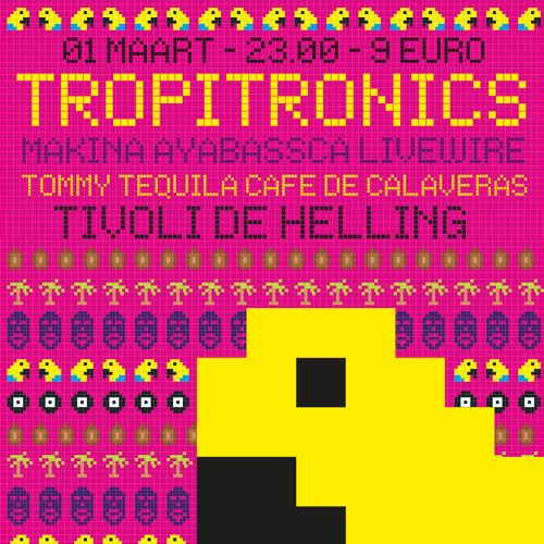 TROPITRONICS Mixtape 1