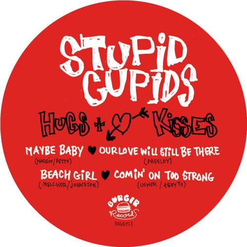 Stupid Cupids - Beach Girl