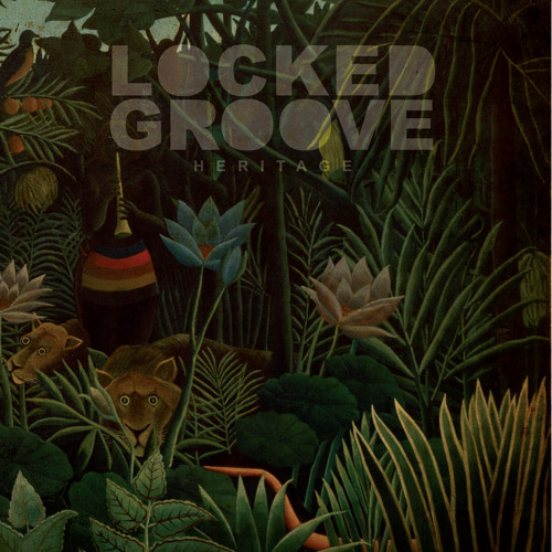 Locked Groove - Wear It Well (HF038)