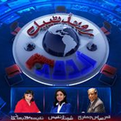 Round Table - Qamar Abbas Jafri - Urdu VOA February 11 2013