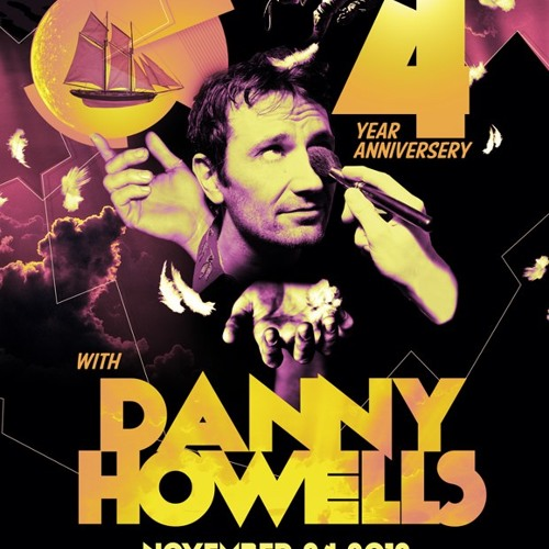 Danny Howells 5 Hour Set at Asylum 4yr Anniversary, Honolulu  2012-11-24