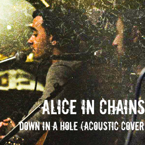 Alice in Chains - Down in a hole (Acoustic Cover)