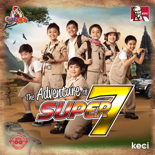 Sahabat (best friend forever) - super 7