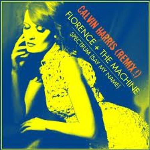 Florence + The Machine Ft.Calvin Harris - Spectrum (Say My Name) (Shane David Remix)