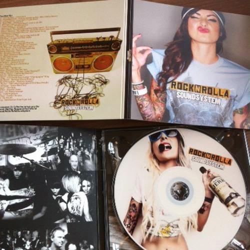★ Preview Mix - Full @ Bandcamp Exclusive: RocknRolla Soundsystem - Mix CD Vol.1 ★
