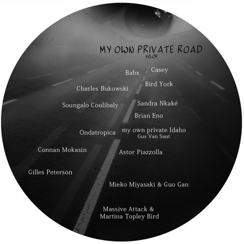 MY OWN PRIVATE ROAD/ mes2yeux