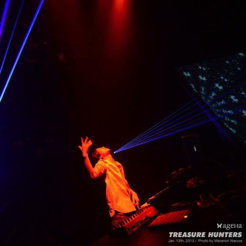 TRI-FORCE Live @ ageHa 13012013