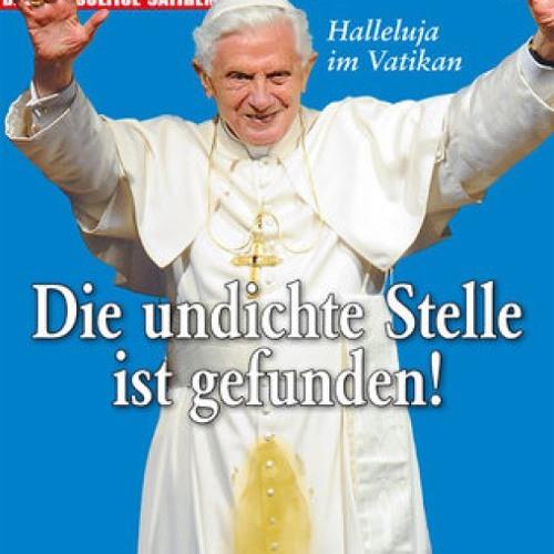 """""""Titanic"""" und der Papst"""