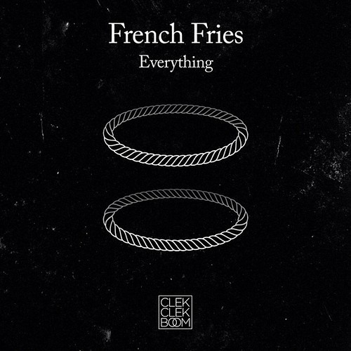 French Fries - White Screen
