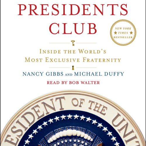 Interview with Michael Duffy, author of The Presidents Club