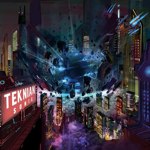 Teknian - Behemoth (Kursa Remix)