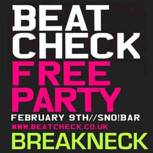 BREAKNECK live @ BEATCHECK - the SNO!bar