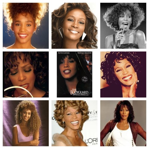 Whitney by Shanice R Anderson - A Tribute