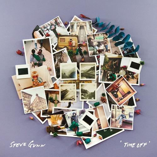 """Steve Gunn - Time Off: """"Lurker"""" (2013, PoB-08)"""