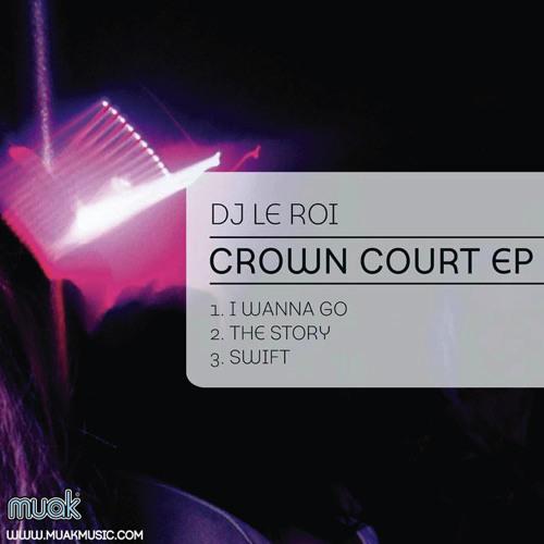 Crown Court E.P - Muak Music