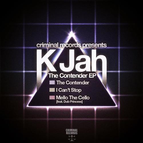 CRIM005 - K Jah - I Cant Stop - Criminal Records Teaser