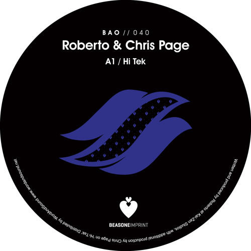 Roberto & Chris Page - Hi Tek - Be As One