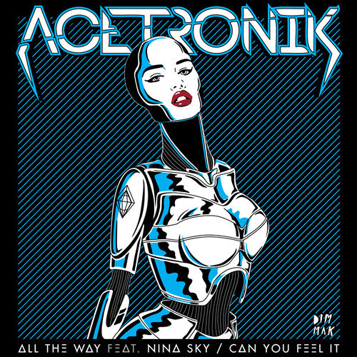 Acetronik - Can You Feel It