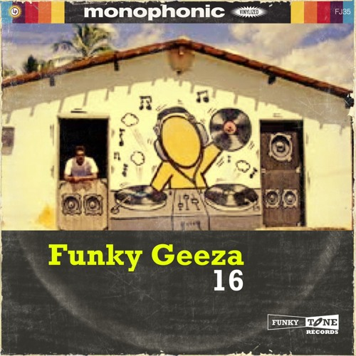 Funky Geeza - Volume 16 (Free Download)
