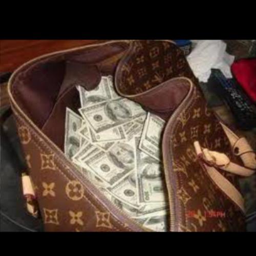Duffle Bag Cash