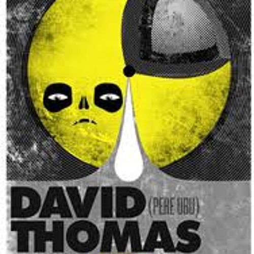 David Thomas & The Holy Soul - Man in the Dark