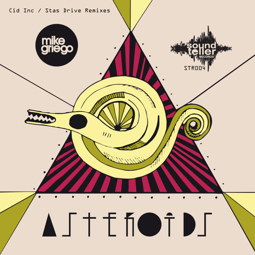 Mike Griego - Asteroids (Original Mix)