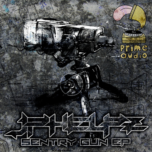 Jphelpz - Sentry Gun (Exude Remix) [Prime Audio] OUT NOW !