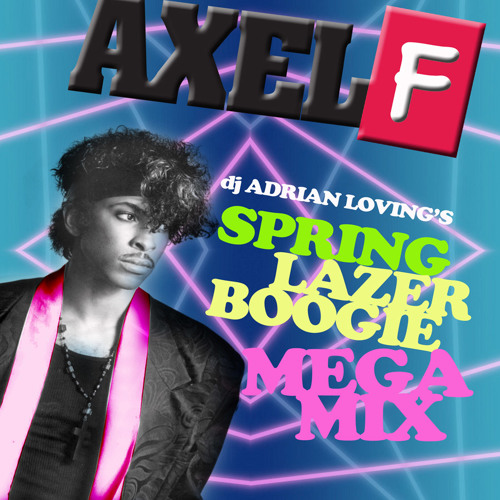 Adrian Loving's Spring Lazer Boogie Mega Mix