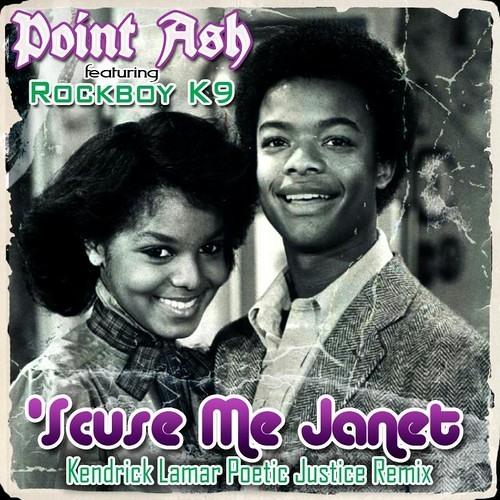 Point Ash - Scuse Me Janet ft. Rockboy K9