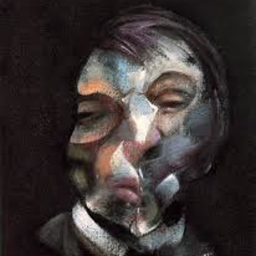 Distorted face