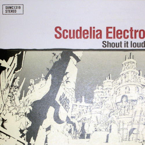 01 Shout It Loud