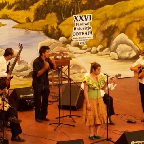 Añoranzas (Juan Carlos Contreras) - Cotrafa, 2012