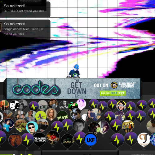 Codes Mix For Mixify's RISE Digital Music Fest