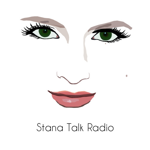 Stana Katic calls in to STR