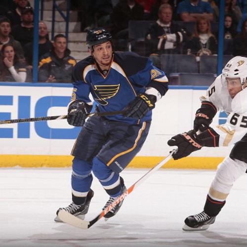 Backes: Guys Worried About Personal Stats