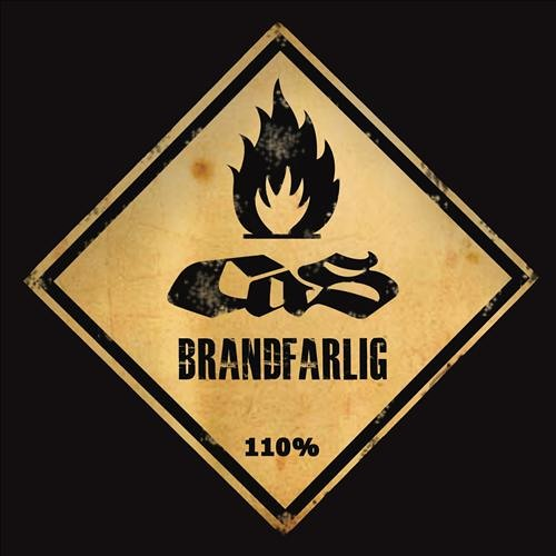 CAS - Brandfarlig (Chris Sane Version)
