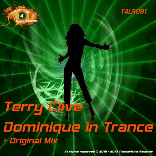 Terry Clive -Dominique in Trance -