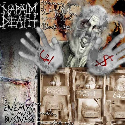 Napalm Death - Vermin (From 'Enemy Of The Music Business')