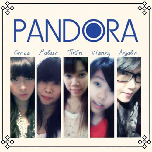 GraceMelissaTintinWennyAnjel - Pandora (Kara's Cover)