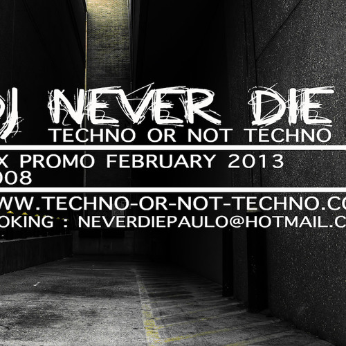 Dj Never Die Mix Promo February 2013/008
