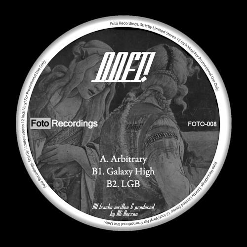 OOFT! - Arbitrary (Piano Dub) [Foto-008D]