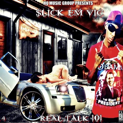 Vick Lejet Feat. Slick Em Vic - Think About It (Mastered) (Prod. By Polo Boy)