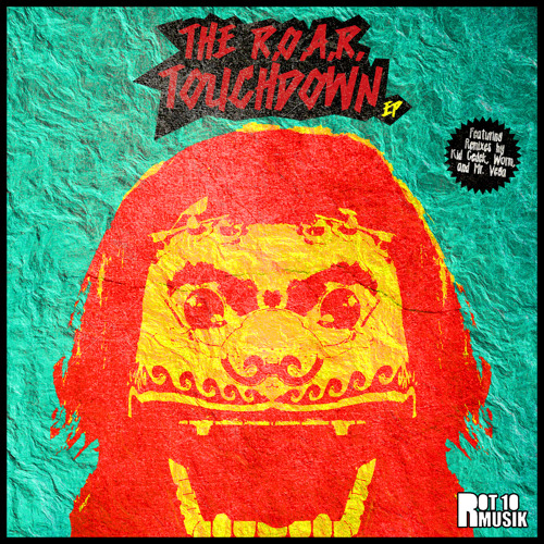 TouchDown(Kid Cedek ROT10 TRVP Remix)