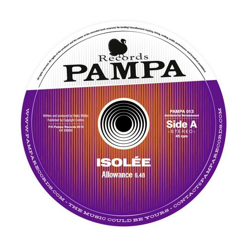 Pampa013 - Isolée - Allowance
