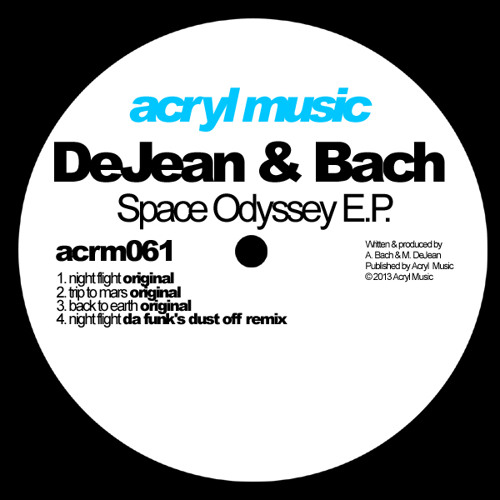 DeJean & Bach-Night Flight (Da Funk's Dust Off Remix)